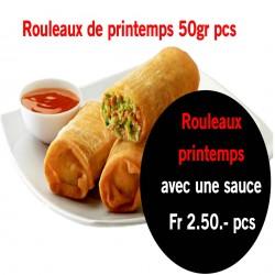 Rouleaux 2 pcs